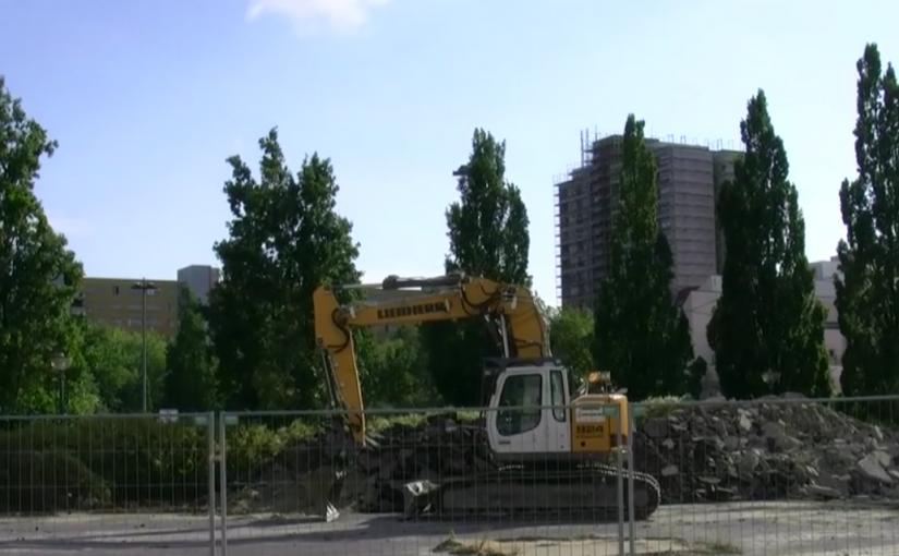 Baustart IBeB-Projekt